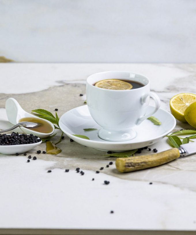 Elderberry Elixir – How to Fight the Cold and Flu Virus Naturally